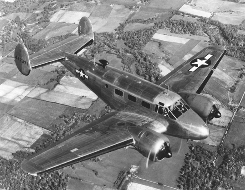 C-45beechcraft