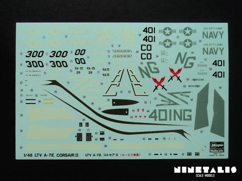 A-7E-decals