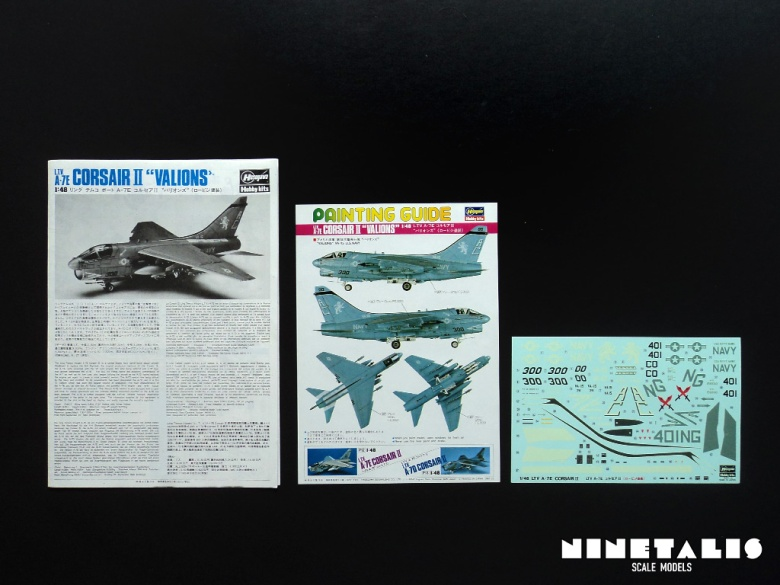 A-7E-printedmaterial
