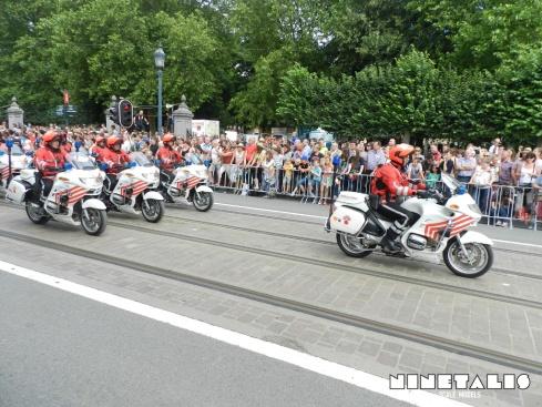 belgian-Military-police-bikes