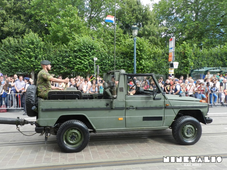 Mercedes-Wolf-Netherlands-Army