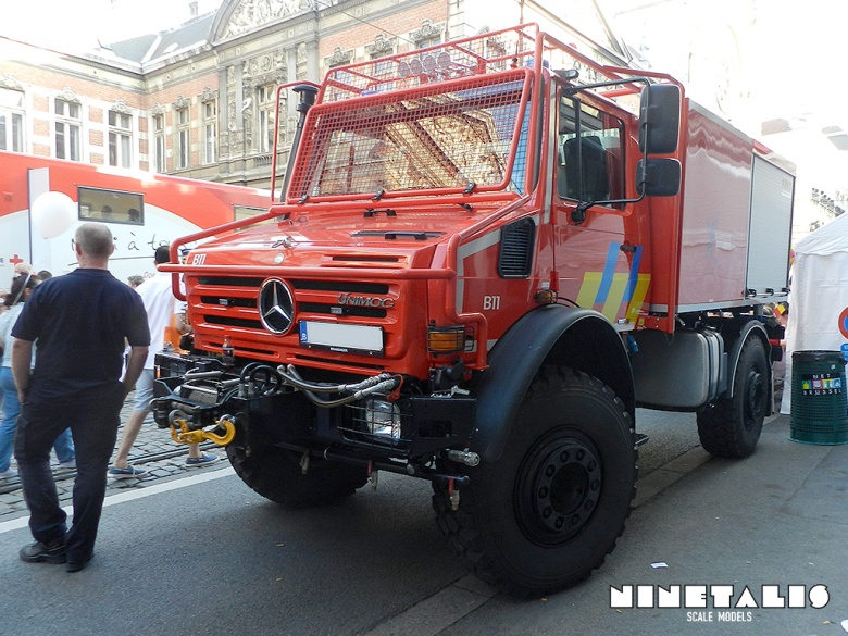 Unimog-Belgian-fire-department