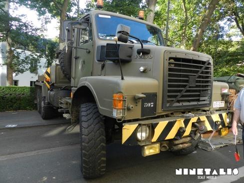 Volvo-truck-Belgian-Army