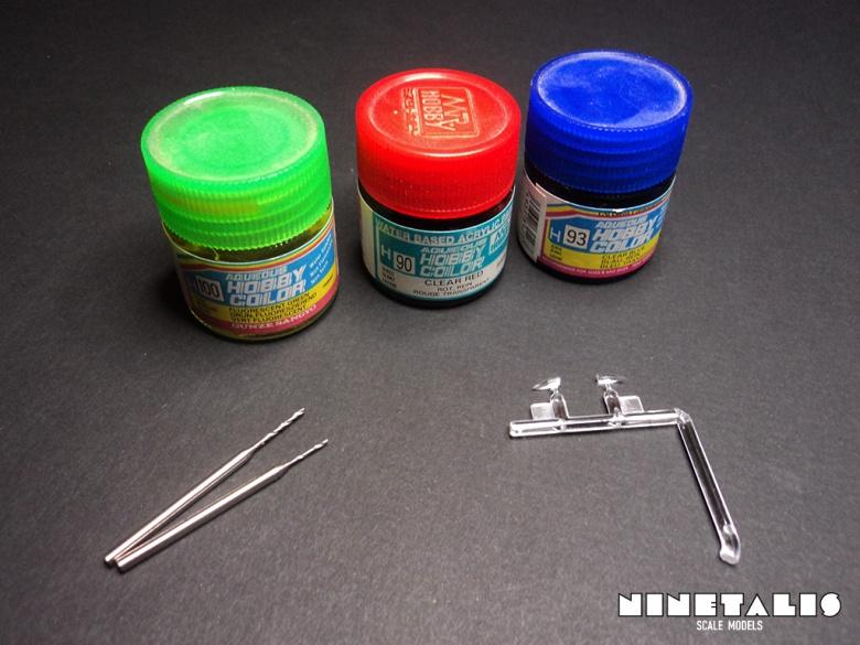 DIYnavlights-materials
