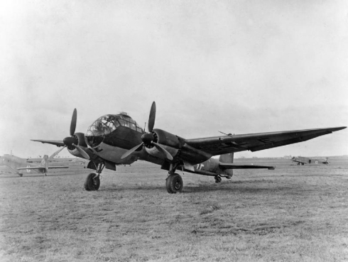 junkers_ju_188_e-1_on_ground_1943