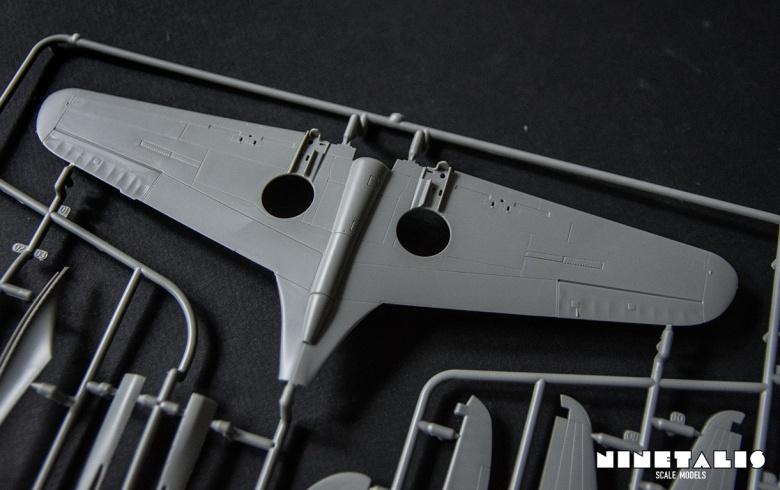 r-airfix-p40b-framecdetail