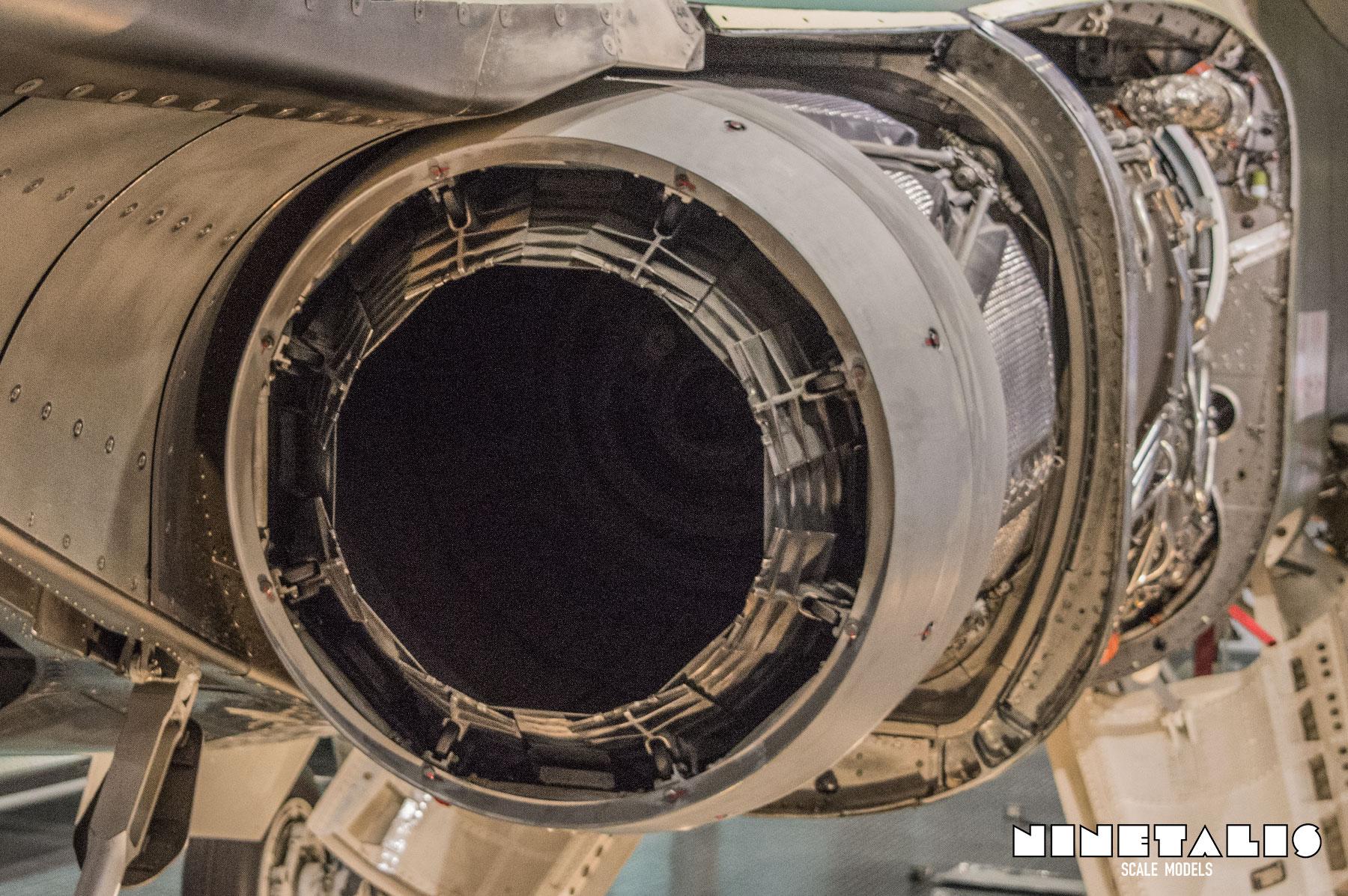 Mitsubishi F1 W Engine6 Ninetalis Scale Models