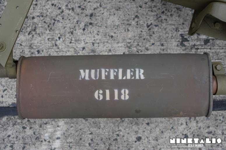 WILLYSFRAME-muffler