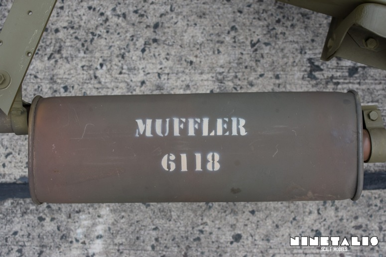 WILLYSFRAME-muffler
