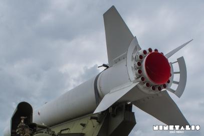 ZIL135-rocket