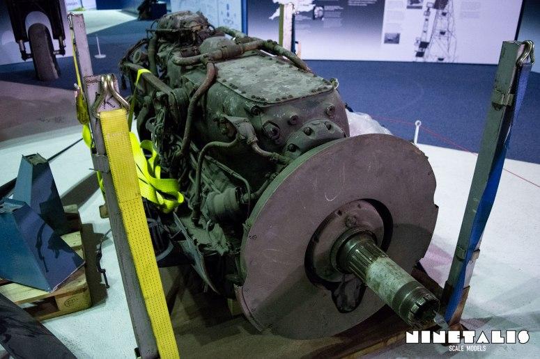 BF110-enginefront1
