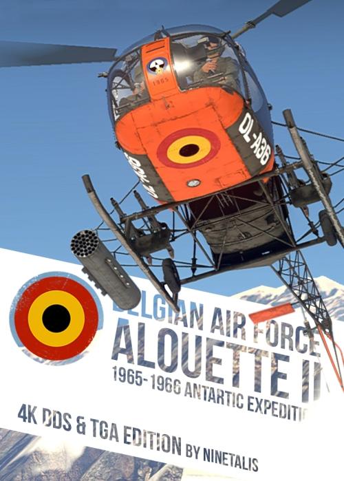 Alouette II - Ninetalis - live header